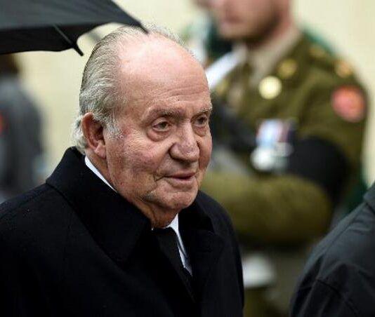 Foto del rey emérito de España, Juan Carlos I